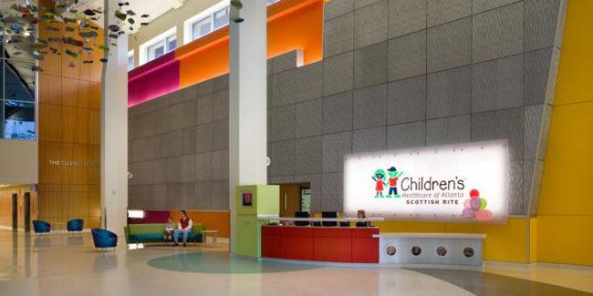 Children&#8217;s Healthcare of Atlanta<br>Atlanta, GA